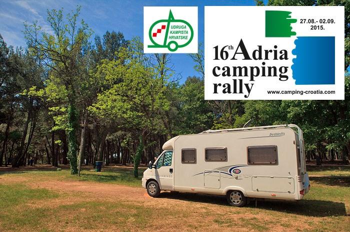 16. ADRIA CAMPING RALLY - с 27 августа по2 сентября 2015 Хорватия GetImage