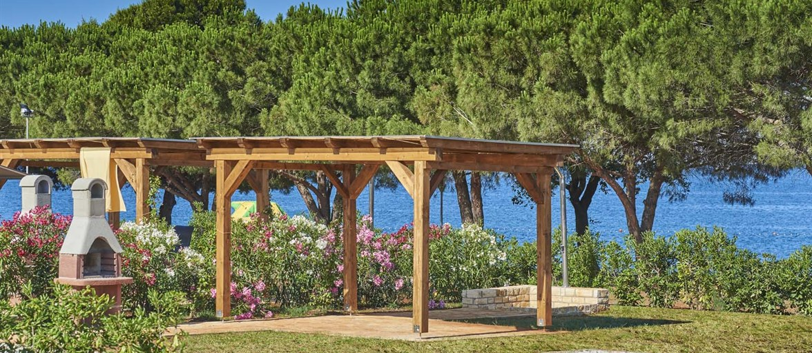 Camping Karta Europa.Camping Park Umag Istria Croatia Plava Laguna