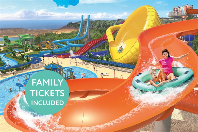 Aquapark Aquacolors Package