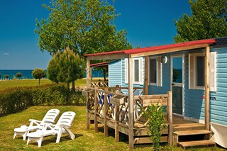 Mobile home Classic sea side (4+2 persons)